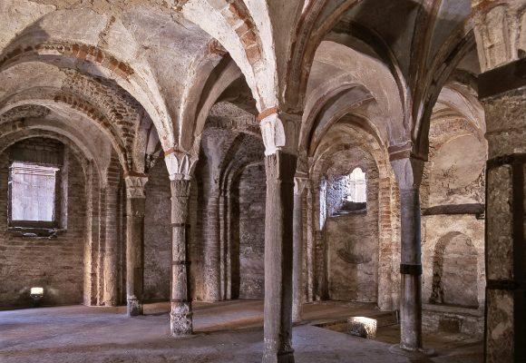 cripta di sant eusebio