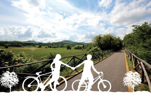 Greenway, pedalando in Oltrepò