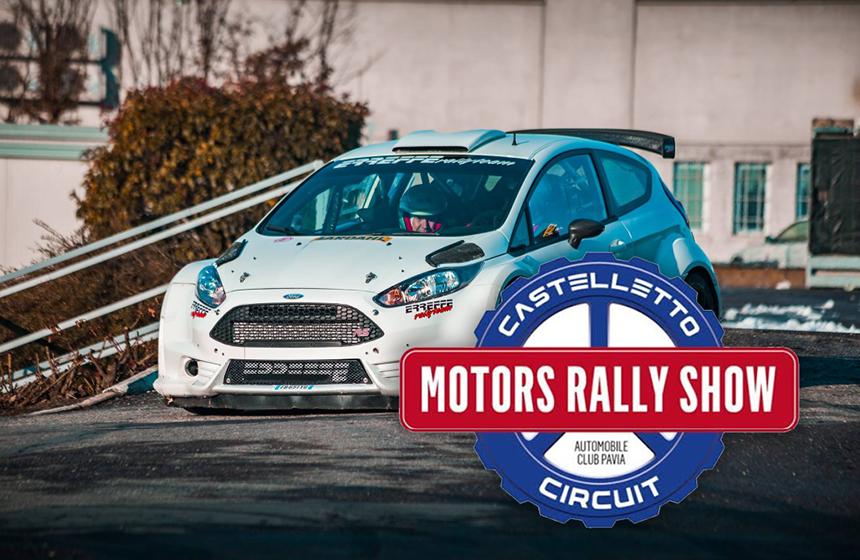 In pista con il Motors Rally Show