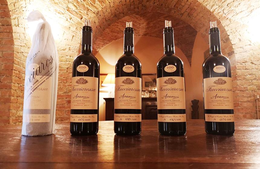 Il lato buono del vino