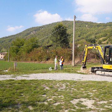 Pavia Acque, proseguono i lavori tra Rivanazzano e Varzi